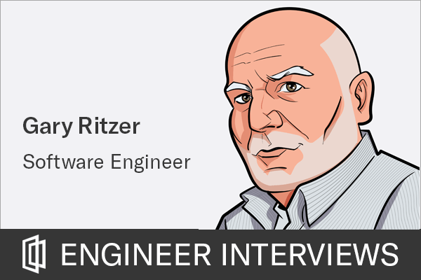 Gary Ritzer Section Engineer