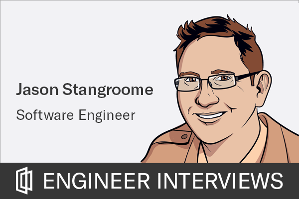 Jason Stangroome Section Engineer
