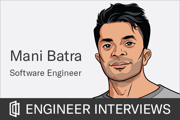 Mani Batra Section Engineer