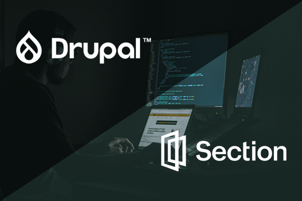 section drupal partnership