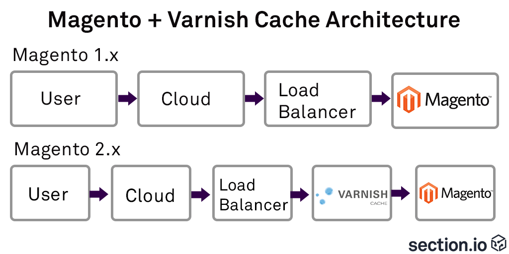 How to Improve Magento Performance with Varnish Cache | Section