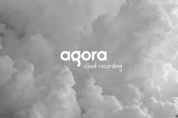 agora cloud recording hero image