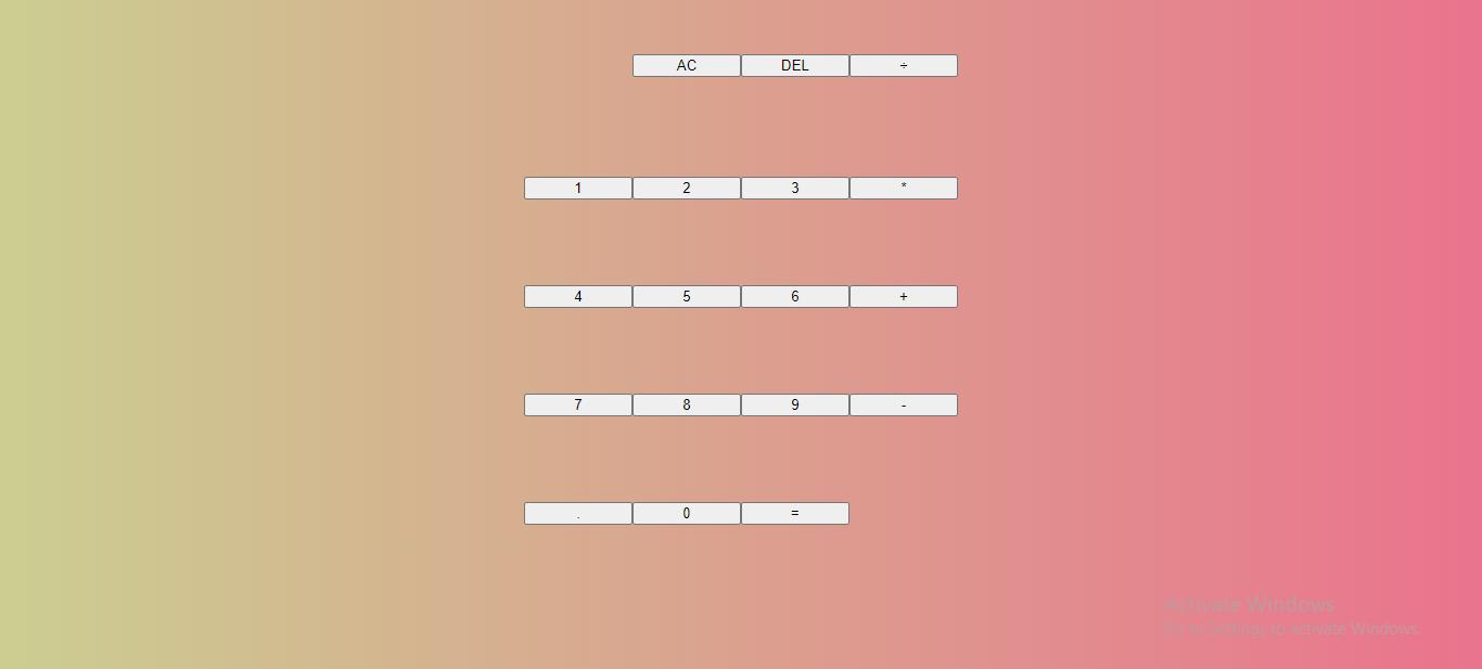 calculator-in-grid-form