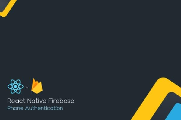 React Native Firebase Phone Authentication Image
