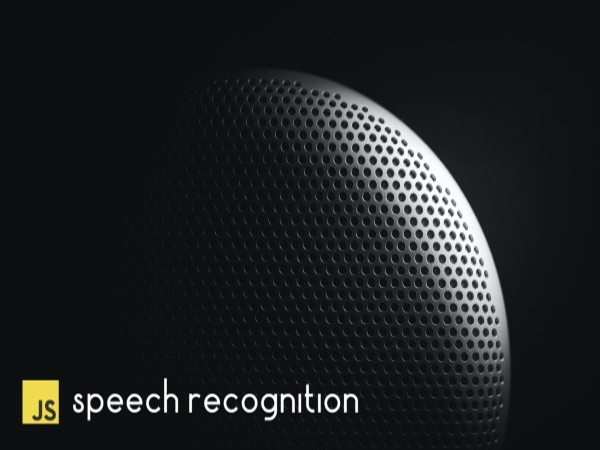 Speech Recognition in JavaScript Hero Image