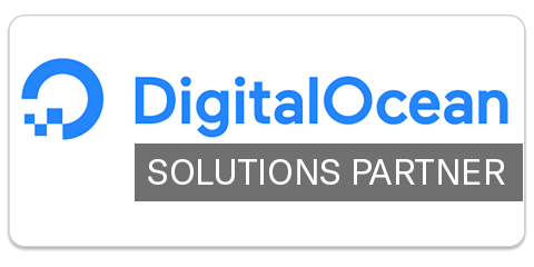 section digitalocean partnership
